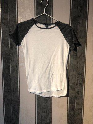 Atmosphere Shirt basique blanc-gris