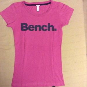 T-Shirt Bench pink Größe xs/ 34
