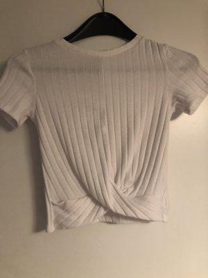 Bershka Shirt basique blanc