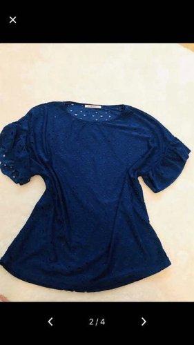 Camaieu T-shirt niebieski