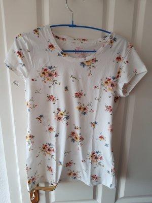 T-shirt Blumen