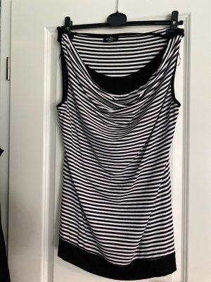 Gina Benotti Blouse Shirt black-white