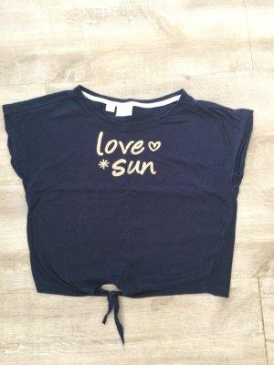 bpc bonprix collection T-shirt ciemnoniebieski