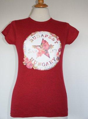 """T-Shirt """"Budapest"""" Gr. S - neu"""