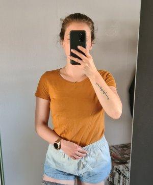 C&A Basics T-Shirt sand brown