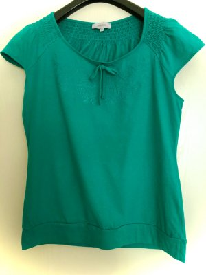 C&A Yessica T-Shirt turquoise cotton