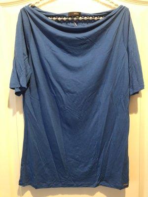 Cinque Camisa tipo Carmen azul aciano