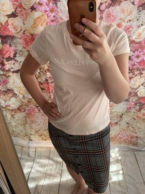 Calvin Klein T-shirt rosé coton
