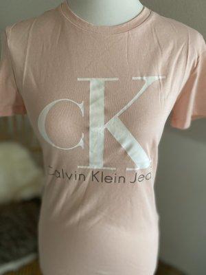 T-Shirt Calvin Klein Rosa