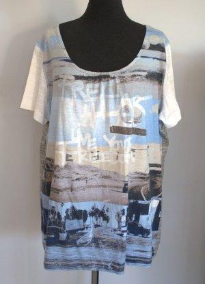 Cecil Print Shirt multicolored cotton