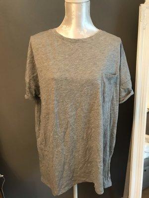 T-Shirt Classic Tee Grey Fashion Blogger
