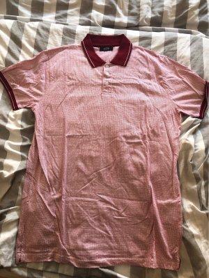 SMOG Polo Shirt pink