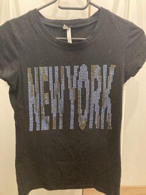 Davida T-Shirt black
