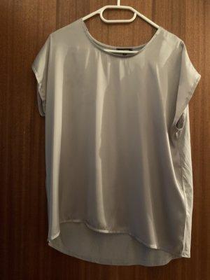 T-Shirt Damen in Silber