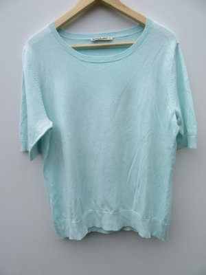 T-Shirt Damen Mint grün Vintage Retro Gr. XL