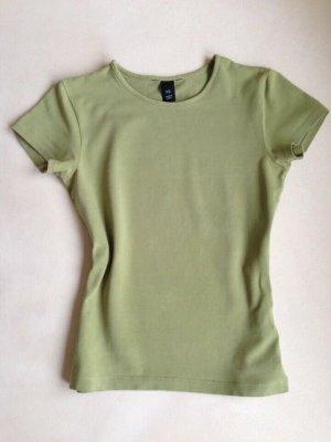 T-Shirt Damenmode grün Gr. XS