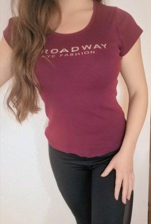 Broadway T-shirt multicolore