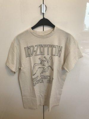Brandy & Melville T-Shirt cream