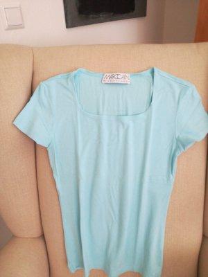 Marc Cain T-shirt de sport bleu clair