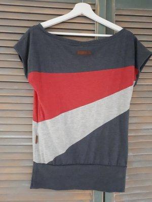 Naketano T-shirt Wielokolorowy