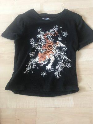 FB Sister Camiseta estampada negro