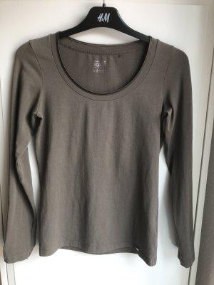 T-Shirt Esprit Collection XS langarm grün