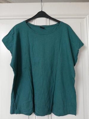 Urban Classics T-shirt petrolio-blu cadetto