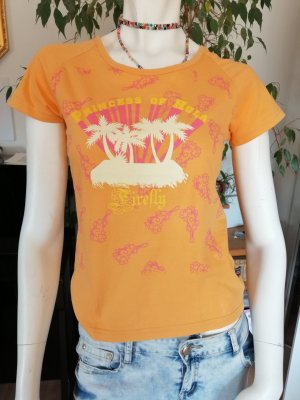 Firefly T-shirt arancione