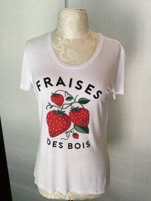 """T-Shirt """"Fraises des Bois"""", S"""