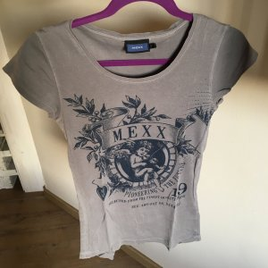 T-Shirt gerippt