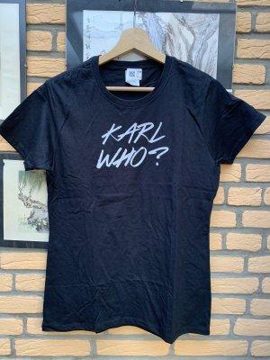 T-Shirt Gr M Schwarz Neu