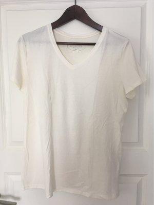 Laura Torelli T-Shirt cream
