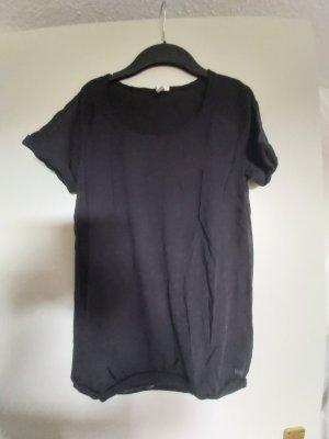 s.Oliver T-shirt noir