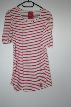 T-Shirt Gr. S rot weiß