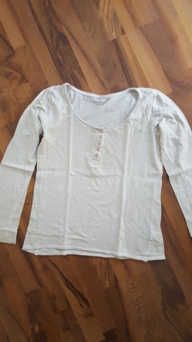 Blue Motion T-shirt room-licht beige