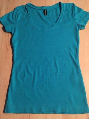 T-Shirt Gr XS türkis