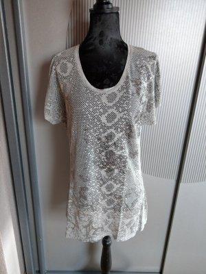 Cosima T-Shirt silver-colored