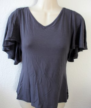 T-Shirt, grau