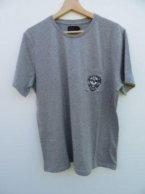 T-Shirt grau Dr. Martens NEU mit Etikett Gr. L