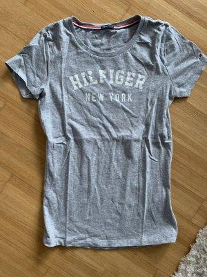 T-Shirt grau, Gr. S, von Tommy Hilfiger
