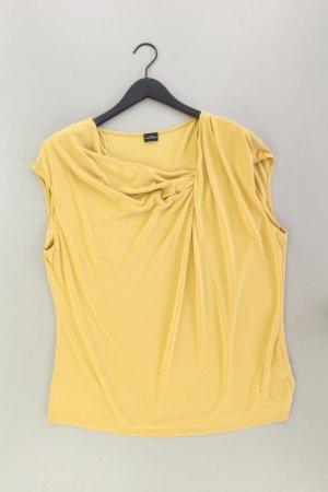 T-Shirt Größe 46 Kurzarm gelb aus Modal