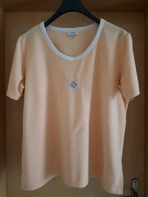 Bexleys T-shirt arancione chiaro Poliestere