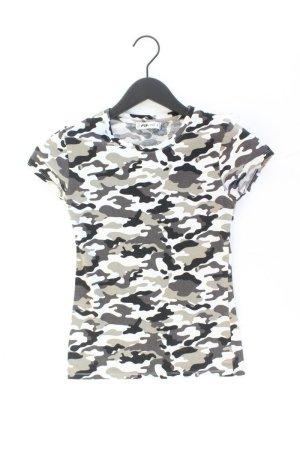 T-Shirt Größe XS camouflage Kurzarm mehrfarbig