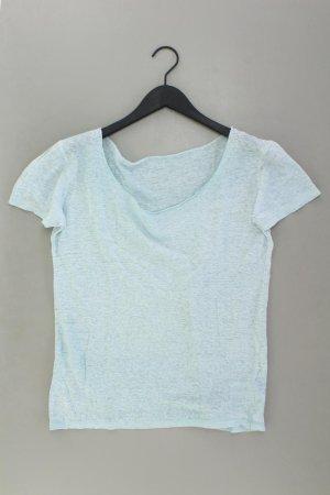 T-Shirt Größe XS Kurzarm blau