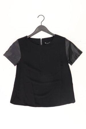 T-Shirt Größe XS Kurzarm schwarz
