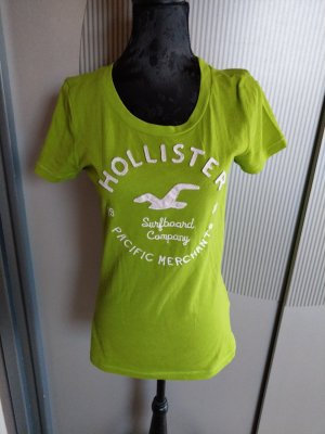 T-Shirt grün Hollister