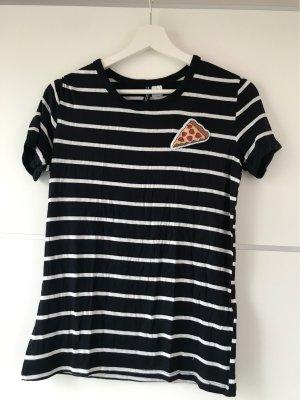 T-shirt H&M gestreift