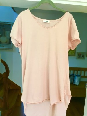 Cotton Candy T-shirt rosa pallido Cotone