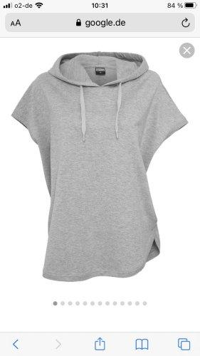Urban Classics Hooded Shirt light grey