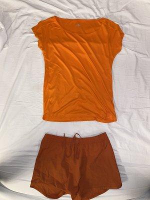 Crane Sports Shirt neon orange